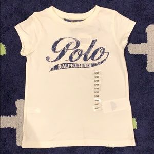 NEW Polo t shirt for girls